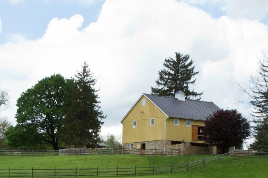 Barns and BBQ 2016
