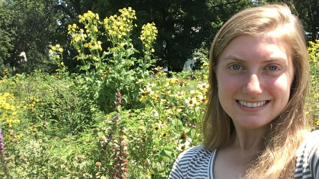 Meet Laryssa Terleckyj, our Stewardship Intern