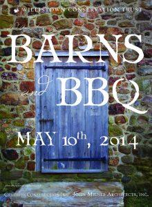 2014 Barns & BBQ Program Book_2014_CoverOnlywith sponsor names
