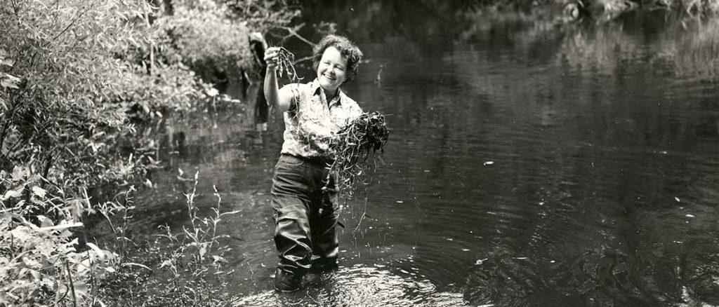 Clean Water Science Pioneer – Ruth Patrick