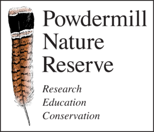 Powdermill Nature Reserve Logo with boarder_KSL