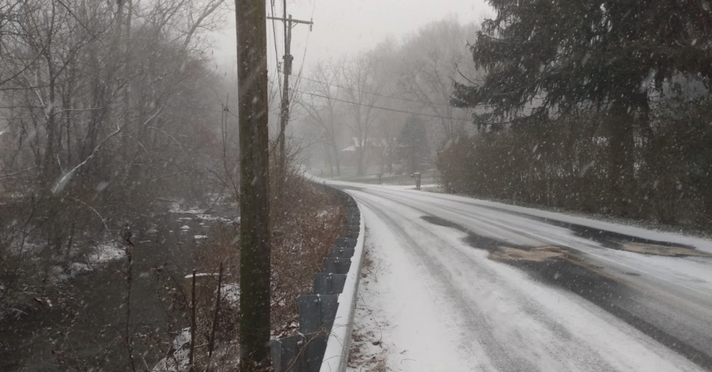 Road Salt and Its Impact on Fresh Water