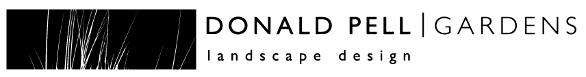 Donald-Pell-Gardens-Logo_B&W_Vector