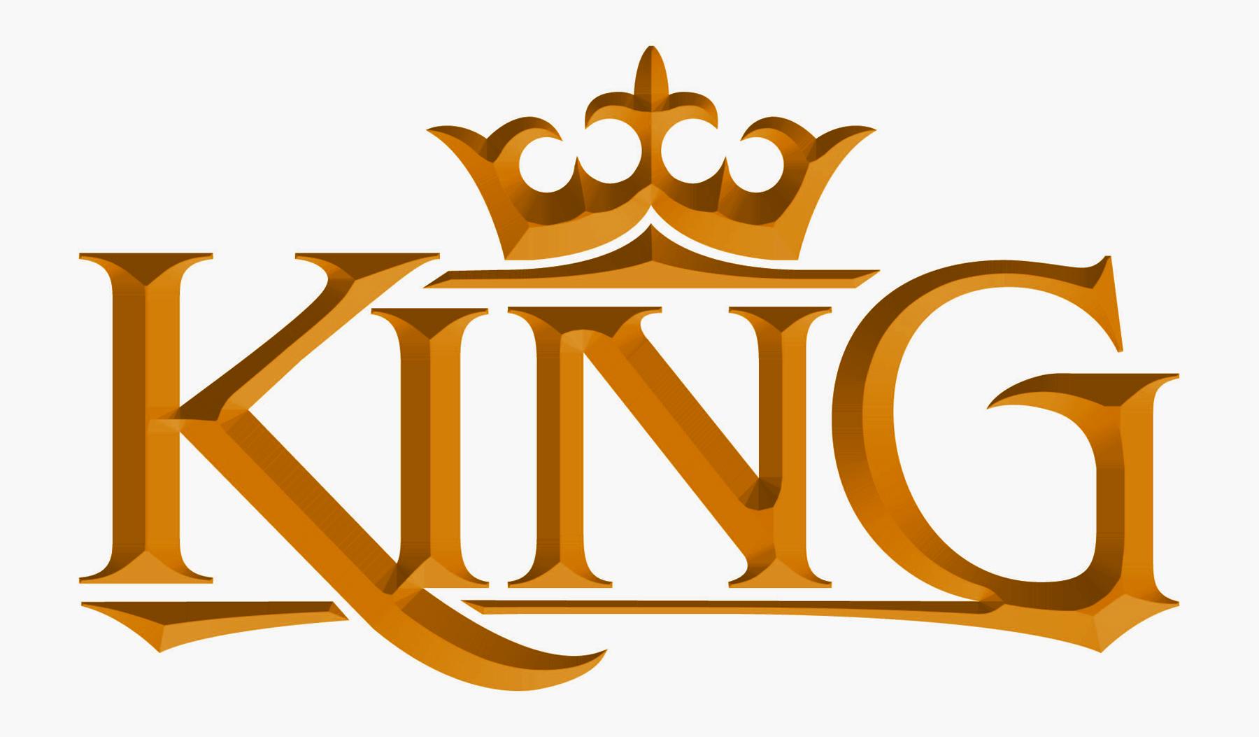 KingLogoGoldWhite2