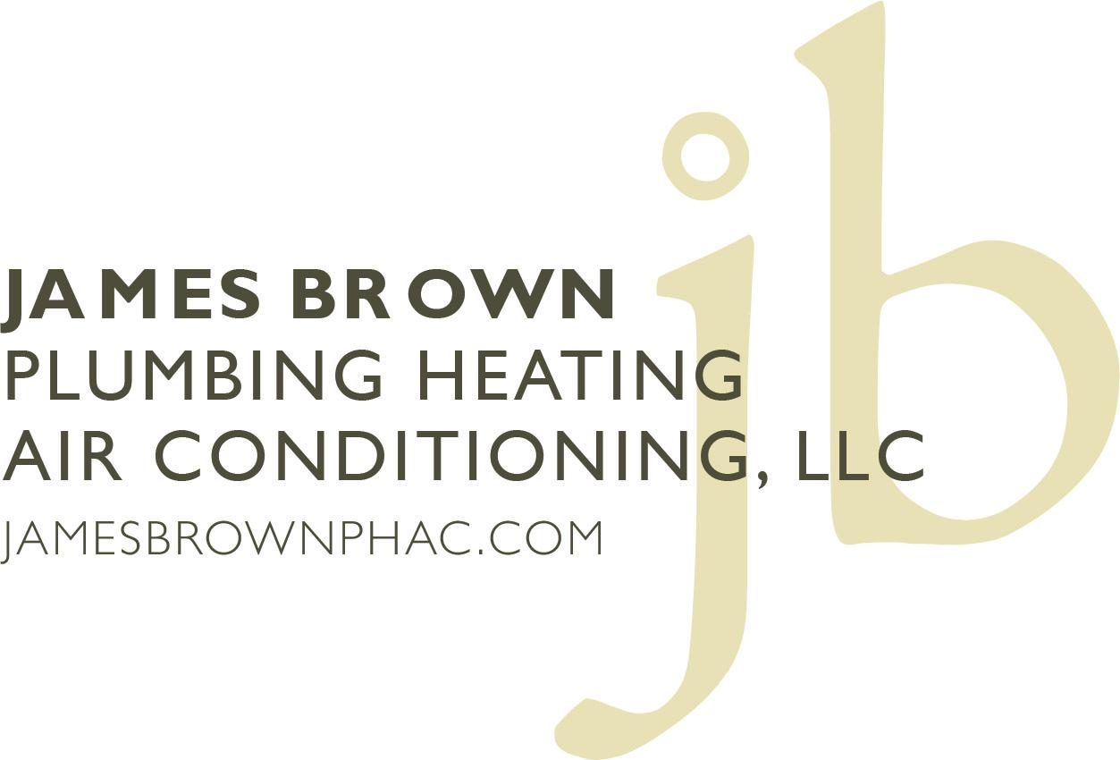 James Brown Plumbing Heating & Cooling Logo_Color
