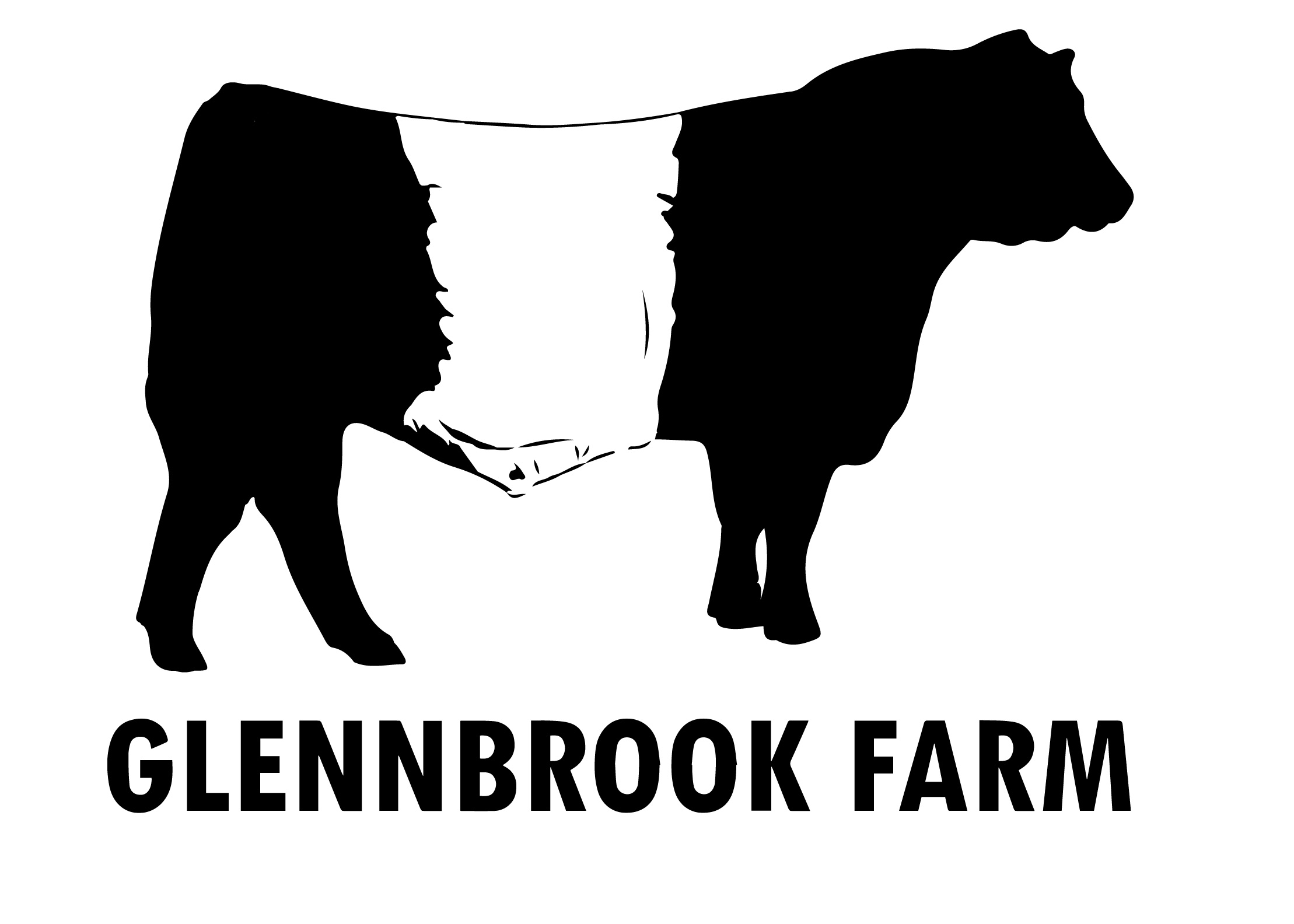 Glenbrook Farm_2021 B&W Logo_Vector-01